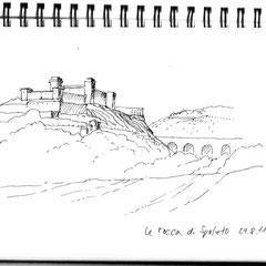 Spoleto 2009, Festung