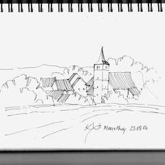 Burgund, Menothey 2006