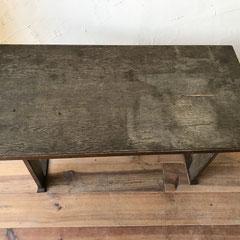 リビングテーブル塗装修理前・尼崎市