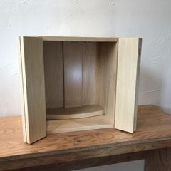 別注家具作成小さな仏壇