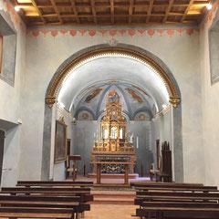 Landriano (PV) - Chiesa dei SS. MM. Quirico e Giulitta