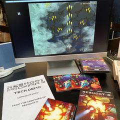 Reshoot Proxima III. Sonderfolge #14 des Männerquatsch Podcast mit Berichten und Interviews von der Amiga 34 in Neuss