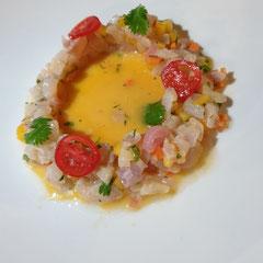Barbouni Ceviche