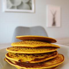 Kurkuma Pancakes