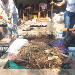 Projet de vermiculture au Huerto
