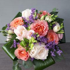 Bouquet rond: GUJAN
