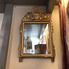 No 35 franse provinciale spiegel Louis XVI ( laatste kwart 18e eeuw.)