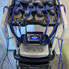 ES-8000 渋川市導入第1号! 最新複合型治療器