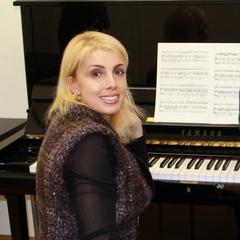 Klavierunterricht in Stuttgart-Mitte bei Inga Löffler