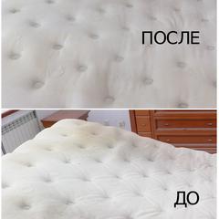 химчистка матраса на дому в Москве