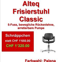 Alteq Frisierstuhl Classic