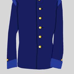 Waffenrock eines Stabsfeldwebels des k.u.k. Infanterie-Regiments Hoch- und Deutschmeister Nr. 4 nach 1914