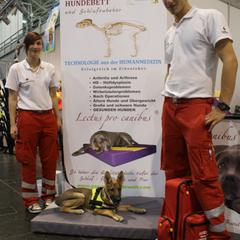 Medizinische Hundeschlafplätze Lectus pro canibus zur Prophylaxe bei jedem gesunden Hund jeder Hunderasse und in jeder Gewichtsklasse zur Vorbeugung gegen frühzeitige Erkrankungen des Bewegunsapparates