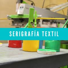 Serigrafía textil, Ideal para grandes volúmenes .