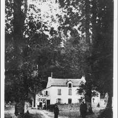 Carte Postale de a maison du garde prncipal (Thierry Meynier)