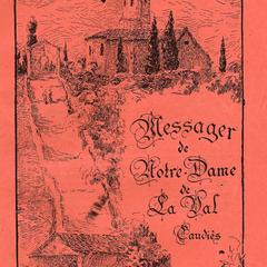 Messager Notre-Dame de La Val (dessin Balmigère)