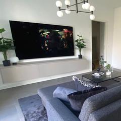 Lowboard_Fernsehschrank // Beratung • Planung • Ausführung