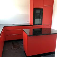 Küche mit Bora X-Pure // Beratung • Planung • Ausführung