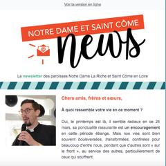 Nouveau : La newsletter 2.0