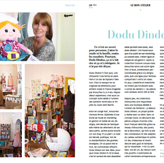 Le Bonbon Paris Est - Octobre 2013 article de presentation