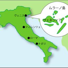 ベネチア地図