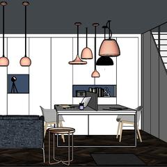 Simulation 3D par MP intérieurs, Architecte d'intérieur UFDI sur Bordeaux et en Gironde (33)