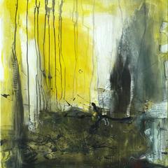 Das Wunder, Acryl auf Leinwand, 80x100cm, 2012