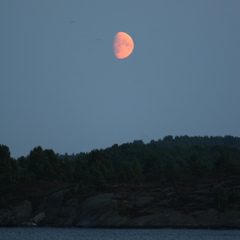 Mond, Norwegen