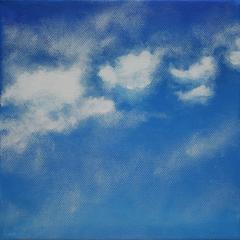 happy days 1, Acryl auf Leinwand, 20x20cm, 2014