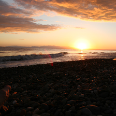 Sonnenaufgang, Zakynthos