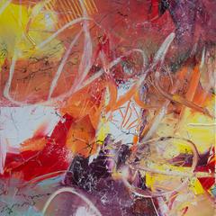 Rio de Janeiro - Acryl auf Leinwand, 60x80 cm, 2018, S. Ulrich
