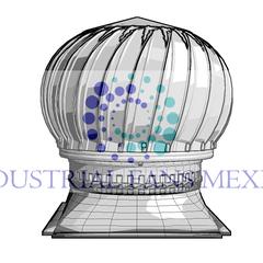 Extractores atmosfericos en aluminio, acero inoxidable y lamina galvanizada