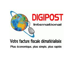 Téléchargement logiciel de dématérialisation fiscale des factures satellite Go digipostinternational