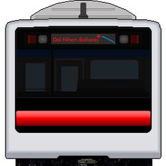 鉄道車両(大日本鉄道向け)