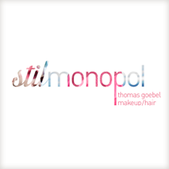 Stilmonopol Make up and Hair, Logodesign: Portfolio Dorina Rundel - Grafikdesignerin