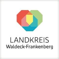 Landkreis Waldeck-Frankenberg, Logodesign, Pitch: Portfolio Dorina Rundel - Grafikdesignerin