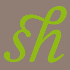 Sabina Hengstermann Wolllust in Maschen, Logodesign: Portfolio Dorina Rundel - Grafikdesignerin
