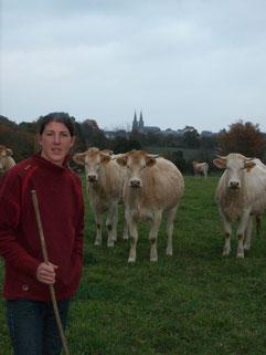 Sonia Coutant ferme vente viande de bœuf directe