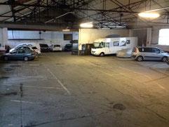Parking couvert et fermé grand hôtel barcelonnette