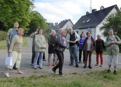 TKK-Mitglieder in Kerzendorf
