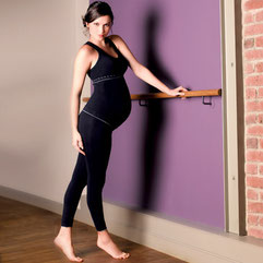 cache ceour - seamless Schwangerschafts- und Still-Top und Leggings S-XL je 44,90