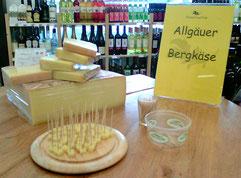 Bio-Käsehäppchen