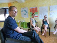 Lobbyismus-Training mit Jörg-Andreas Krüger vom WWF