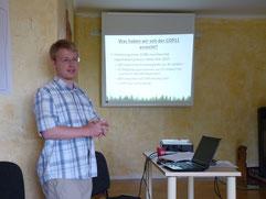 Christian Schwarzer berichtet über die COP in Indien 2012