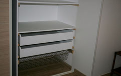 low drawers