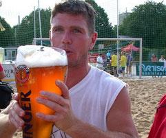 2006 ... Sieg beim Beach-Cup in Braunschweig