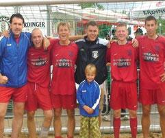2007 ... Sieg beim Beach-Cup in Wolfsburg