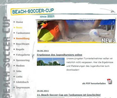 2012 ... Beach-Cup am Tankumsee