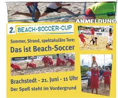 2008 ... unser Beach-Cup in Brachstedt