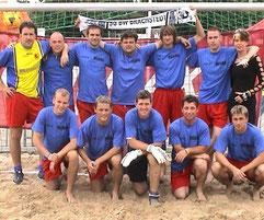 2005 ... 3.Platz beim Beach-Cup in Braunschweig